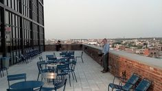Inside The Wythe Hotel Roof Bar, The Ides: Williamsburg's New High Hotspot: Gothamist