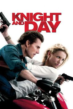 Knight and Day i really enjoyed this film v funny