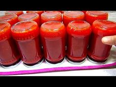 Ketchup, Preserves, Pickles, Panna Cotta, Vegan Recipes, Pudding, Favorite Recipes, Ethnic Recipes, Desserts