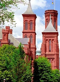 Information about all of the Smithsonian museums can be found at the Smithsonian Castle, also called the Smithsonian Institution Building.  Washington DC