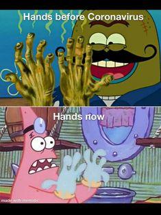 Funny Spongebob Memes, Funny School Memes, Funny Animal Memes, Stupid Memes, True Memes, Dankest Memes, Funny Memes, Pretty Meme, Friend Memes