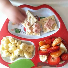 Toddler Lazy Lunches - Meal ideas from This Jessi Bridges