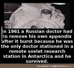 Trust me, im a doctor!