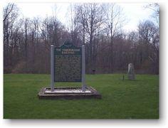 The Underground Railroad; Vandalia, MI