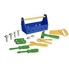06150c6ebf8f Amazon.com  Green Toys Tool Set