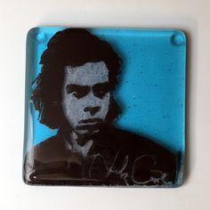 Nick Cave Single Coaster