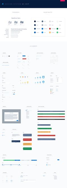 Sketch ui kit