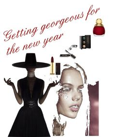"""Happy new year"" by ohhani ❤ liked on Polyvore"
