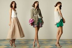All of it !!    R29 Reserve: Geren Ford's Inspired, Summer-Perfect Collection Reminds Us Why We Love Fashion
