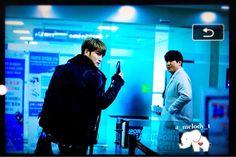 #Jaejoongairportfashion 180130
