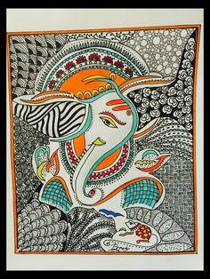 Preety's Art World Ganesha Painting, Ganesha Art, Facebook Sign Up, Art World, Tangled, Zentangle, Art Ideas, Rapunzel, Zentangle Patterns