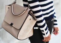 Stripes and Celine