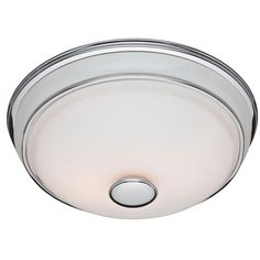 Hunter Victorian Decorative 90 CFM Ceiling Exhaust Fan with Light-81021 - The Home Depot