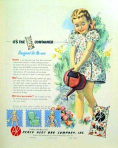 1947 Feedsack Clothes - Percy Kent Bag Company Inc. | Flickr - Photo Sharing!