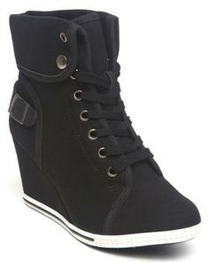 15e51428773 Buy Aviva Canvas Sneaker Wedge Women s Footwear from Fashion Lab. Find  Fashion Lab fashions  amp