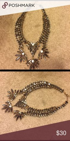 Necklaces One necklace from bcbg , I used one night for wedding BCBG Jewelry Necklaces