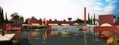 2. Mansiyon - Bandırma Onyedi Eylül Üniversitesi Merkez Yerleşkesi Kentsel Tasarım Yarışması - kolokyum.com