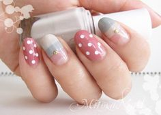 Dotted and Striped mix