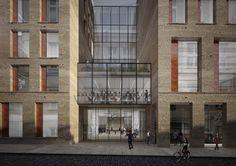 Kampus Albertov NOVOSTAVBY UK | znameniiii - architekti s.r.o.