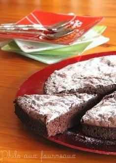 Philo aux fourneaux: Gâteau au chocolat