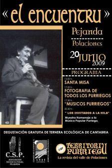 EL ENCUENTRU Cartel 2009