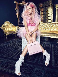 Caroline Trentini By Paola Kudacki For Vogue Spain July 2015