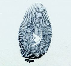 Leave nothing but fingerprints