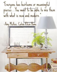 Quote Of The Day What To Do With Heirlooms