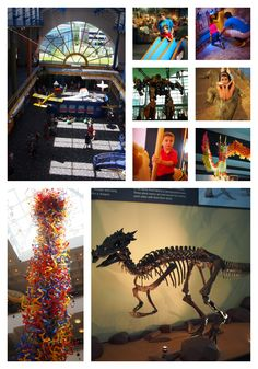 Summer Travel with Kids: Indianapolis Children's Museum