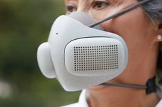 ATMOBLUE: Clean Air For All   Indiegogo Air Purifier, Portable, Mask Design, Burn Calories, Tricks, Cool Stuff, Stuff To Buy, Breathe, Cleaning