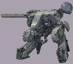 metal gear mecha - Google-haku