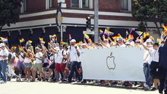 Apple - Pride Inclusion inspires Innovation
