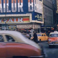 New York City, 1952 © Walker Evans
