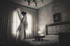 fotografo de bodas casa de la novia