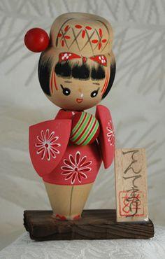 Japanese Temari Dolls