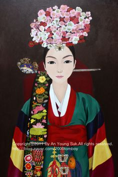 한복 hanbok, Korean traditional
