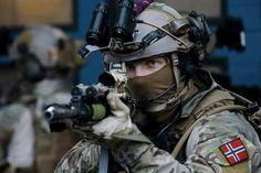 Fuerzas Especiales de Noruega