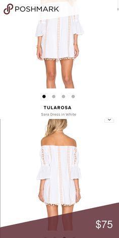 Tularosa Sara Dress Never worn! Tularosa Dresses Strapless