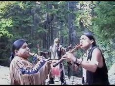 Индейские песни и танцы