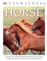 Cover image for Horse