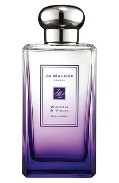 Wisteria & violet limited edition cologne from Jo Malone