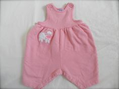 Vintage Baby Girls and Toddler Jumper All in by ThePoshBabyShoppe@etsy