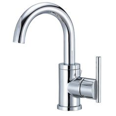 Found it at AllModern - Parma Single Handle Single Hole Bathroom Faucet