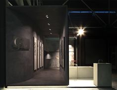 Giuseppe Trivellini – SMVstudio stand Grandinetti - CERSAIE 2015, Bologna