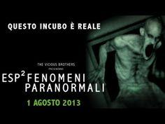 #ESP2 - FENOMENI PARANORMALI. Il trailer del #film #horror in uscita al #cinema GIOVEDI' 1/8.