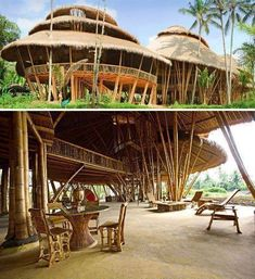 Cabañas de bambú 2 – Arquitectura Ecológica
