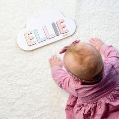 Puzzle prénom Montessori - BusyPuzzle | keepcoolnewmom Puzzle Montessori, Montessori Toys, Girl First Birthday, Birthday Gifts For Girls, Newborn Gifts, Baby Gifts, Puzzle Quotes, Name Puzzle, Puzzle Quilt