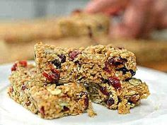 The Easiest and Healthiest Tray Bake Try a Museli Flapjack