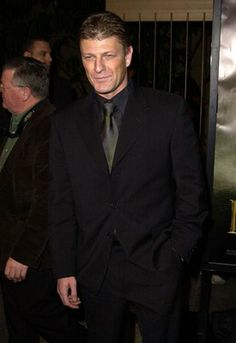 Sean Bean at event of The Lord of the Rings: The Fellowship of the Ring