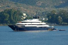 seven seas yacht yacht forums   The 86 metre superyacht Seven Seas at anchor - Daily Photo ...